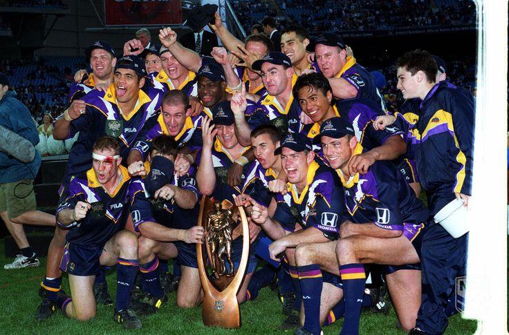 Melbourne Storm - 1999 #NRL Premiers