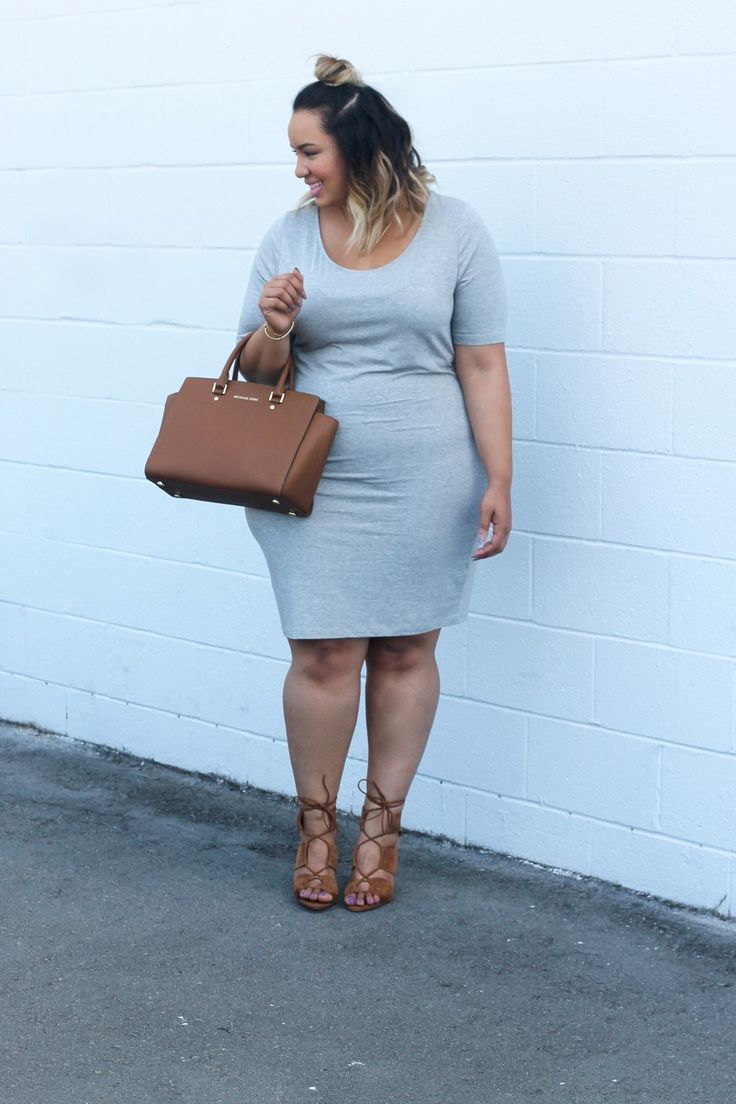 3 Ways for a Curvy Girl to Wear a Tight Dress - Rochelle ...