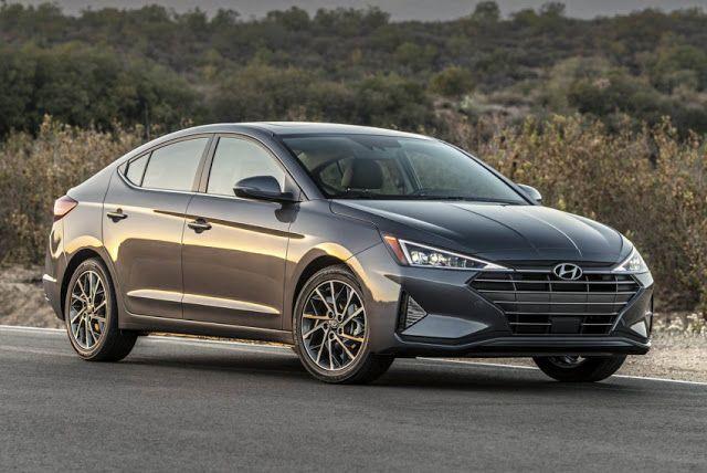 هيونداي النترا 2019 تظهر بتصميم جريء وتقنيات محدثة Hyundai Elantra Hyundai Best Affordable Cars