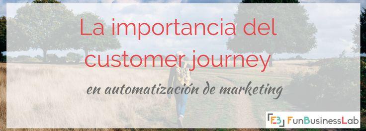 La importancia del customer journey en automatización de marketing