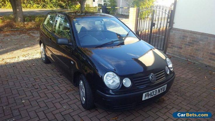 1.2 VW POLO 2003 - 7 months MOT remaining #vwvolkswagen #poloe #forsale #unitedkingdom