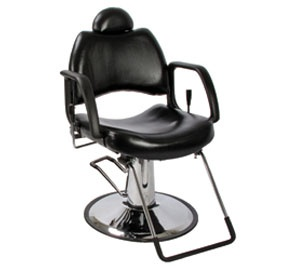 atlanta reclining salon chair for sale by versatile for all