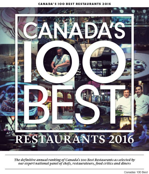 Best Restaurants In Canada: Top 100 Places To Eat Across The Country