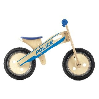Check out this Smart Balance Wooden Bike (Police) for your little ones. Learning to balance is great for all children.