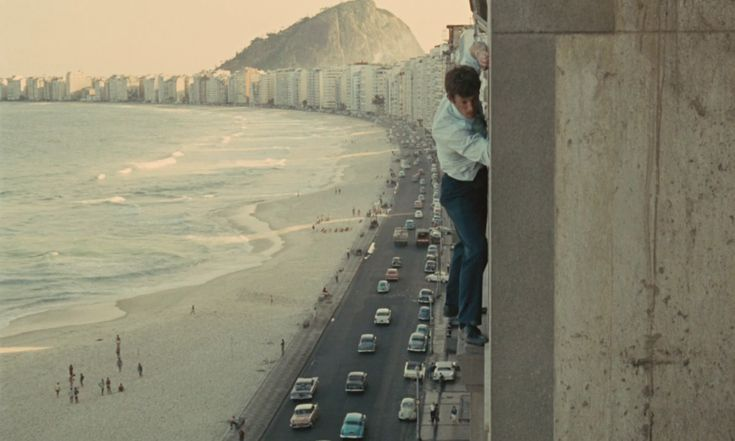 L' HOMME DE RIO - JEAN PAUL BELMONDO 1964