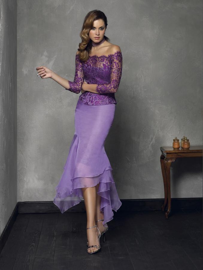 Excepcional Vestido De Novia Escarlata Monique Lhuillier Composición ...