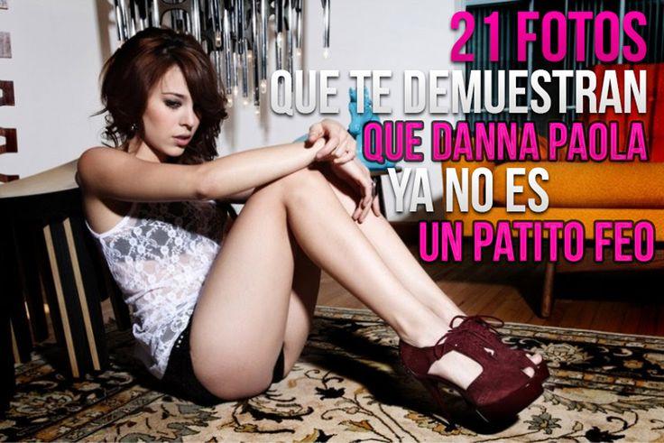21 Fotos que te demuestran que Danna Paola ya no es un patito feo