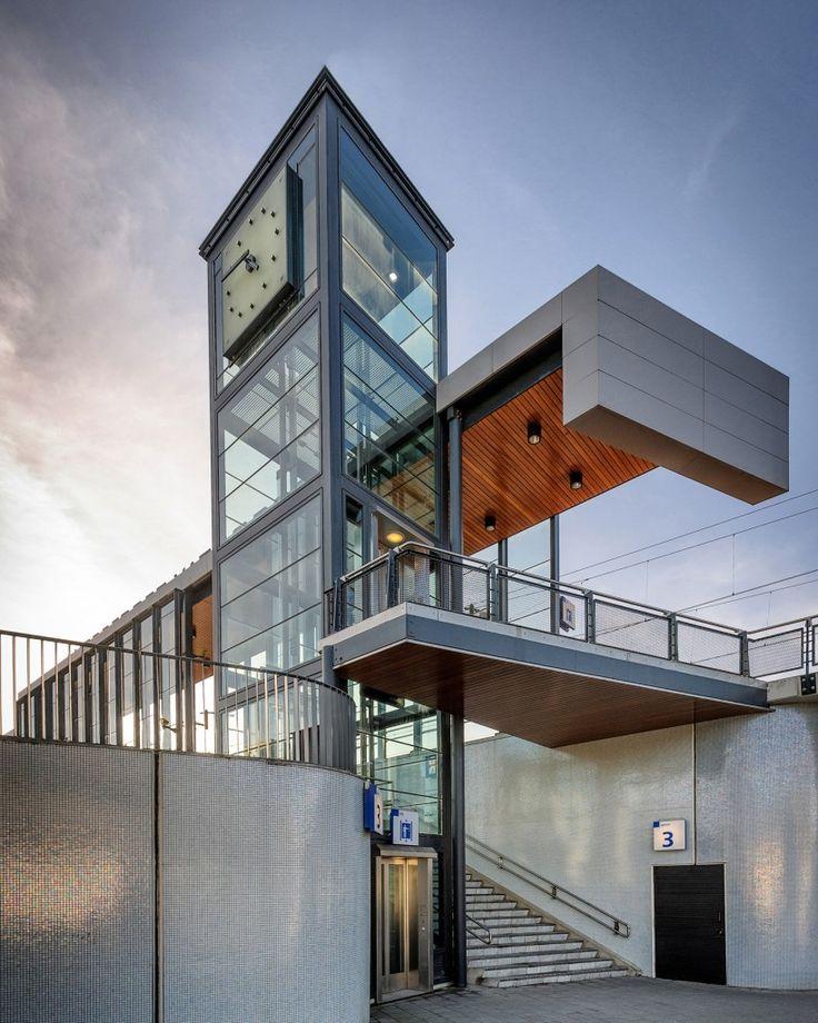 NS Station Amersfoort Vathorst, nieuwbouw. Reclanet heeft ook in Vathorst lichtmastreclame beschikbaar. #vathorst #Amersfoort