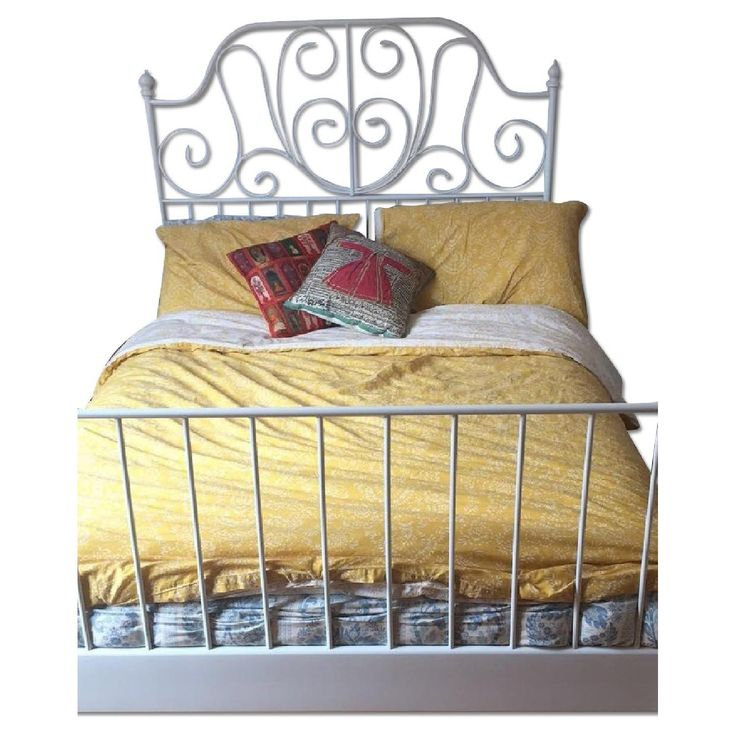 25 best ideas about ikea metal bed frame on pinterest ikea bed frames ikea bed and farmhouse. Black Bedroom Furniture Sets. Home Design Ideas