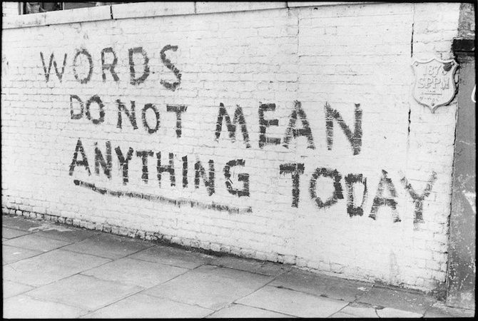 Roger Perry fotografió los primeros grafitis que aparecieron en Londres | VICE España