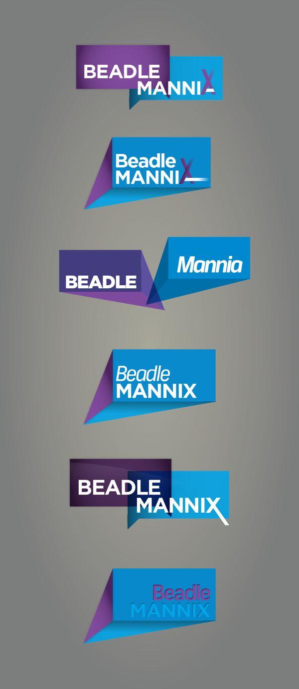 NBC Sports Network // BEADLE MANNIA TV Show by Jonathan Quintin, via Behance