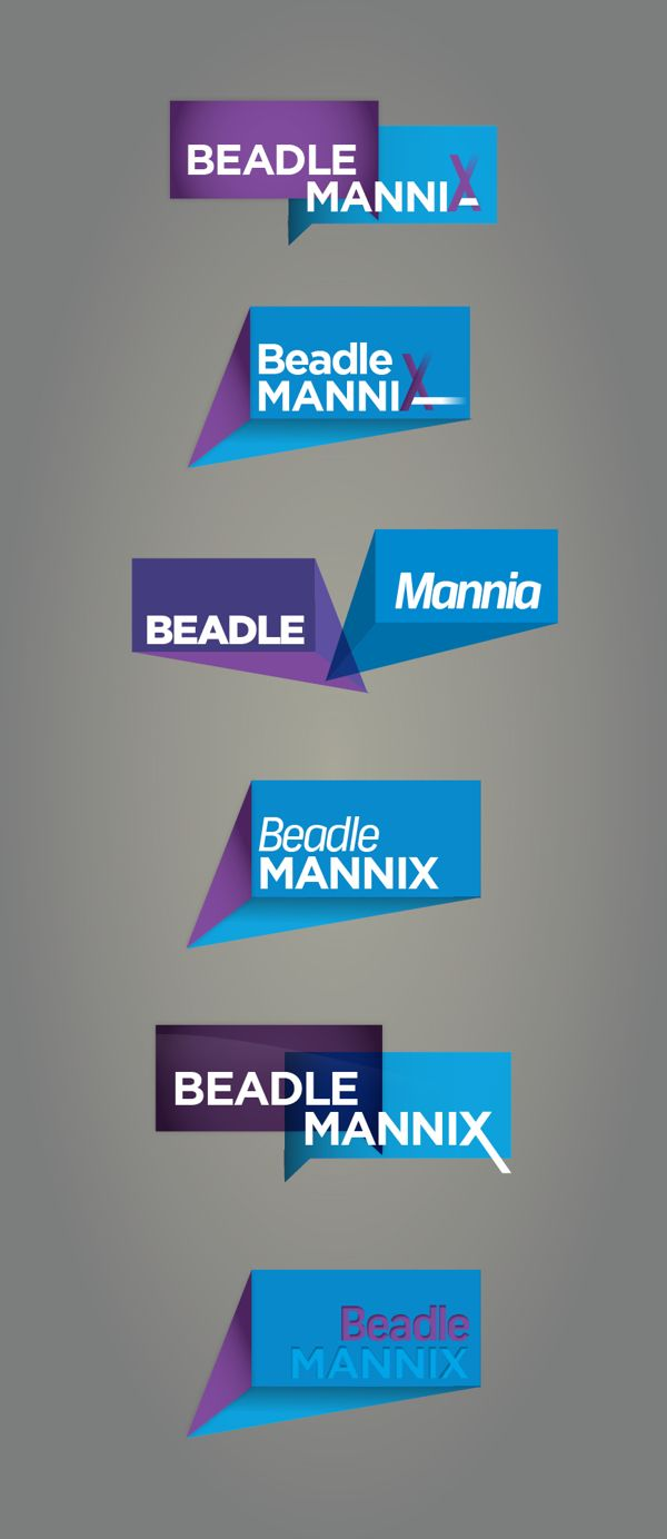 NBC Sports Network // BEADLE MANNIA TV Show by Jonathan Quintin, via Behance