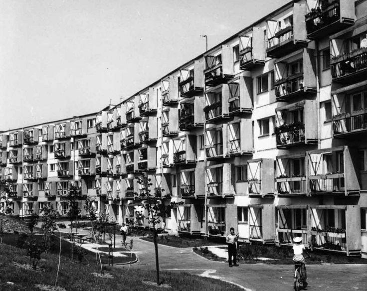 Oskar Hansen, osiedle w Lublinie im. Słowackiego (LSM), projekt 1960-1963, realizacja 1964-1966, fot. Muzeum ASP w Warszawie - photo 20