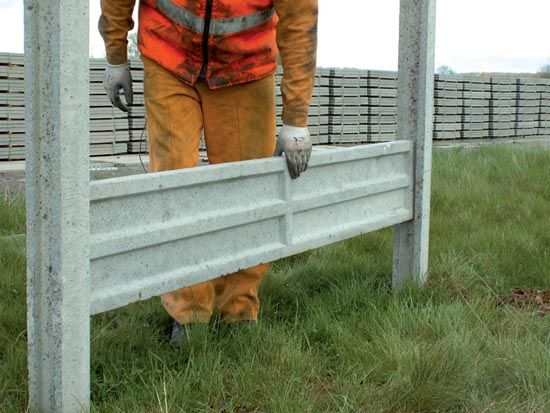 1000+ Ideas About Concrete Fence Posts On Pinterest