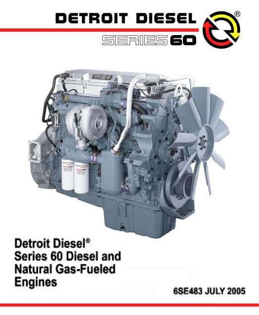 Detroit 8v92 Service Manual