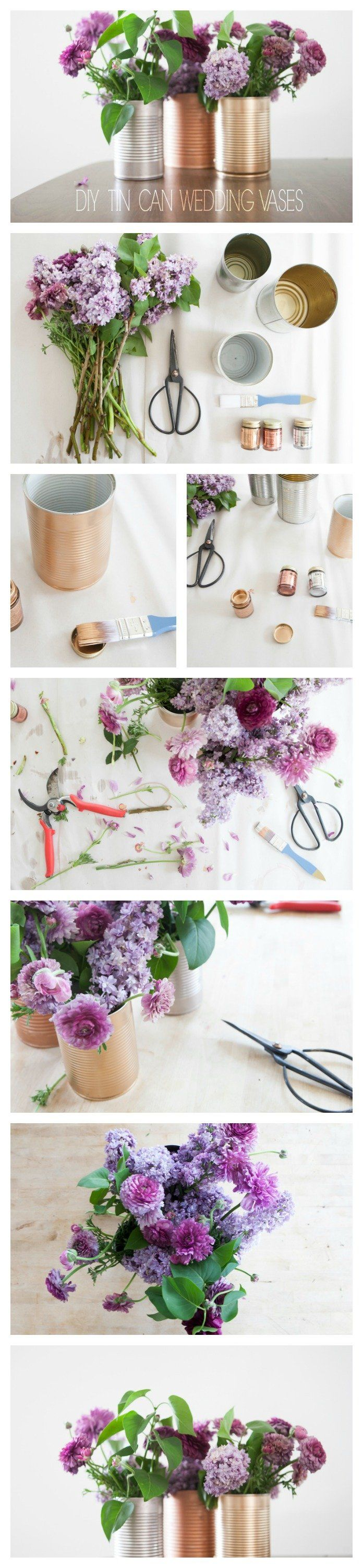 best DIY Wedding Ideas images on Pinterest  Wedding ideas