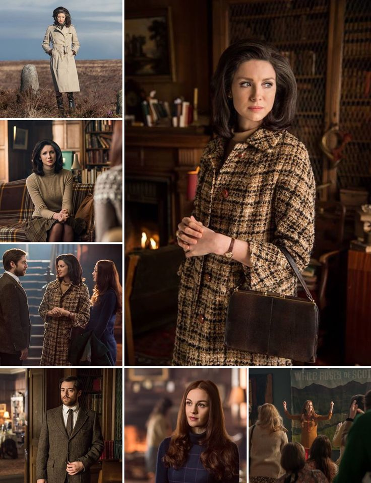 "Stills from Season 2 - Episode 13 ""Dragonfly in Amber"""