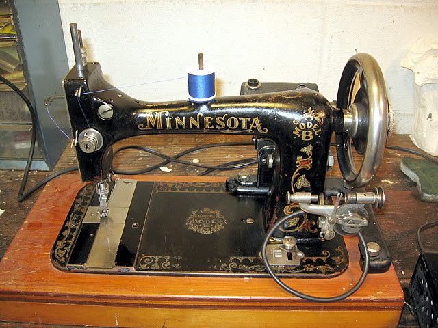 substitute for sewing machine