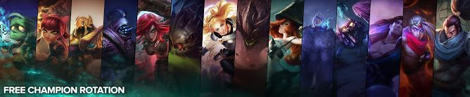 nice Free Champion Rotation, Week of September 26th