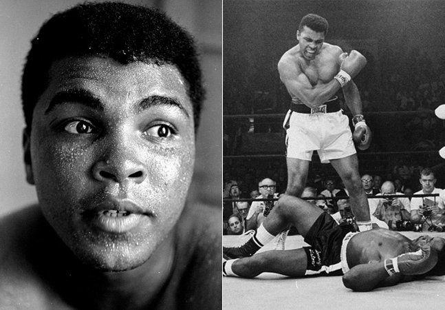 Para o boxer americano Muhammad Ali, não bastava a medalha de ouro nas olimpíadas, os cinturões de peso pesado, nem mesmo o reconhecimento como desportista do século ou como uma das mais importantes figuras do nosso tempo. Ele foi também um aguerrido militante pelos direitos civis, contra a desigualdade racial e contra a intervenção militar americana no Vietnã, conflito para o qual se recusou a participar (e que, por isso, teve seu título mundial retirado). Muhammad Ali abandonou seu nome de…