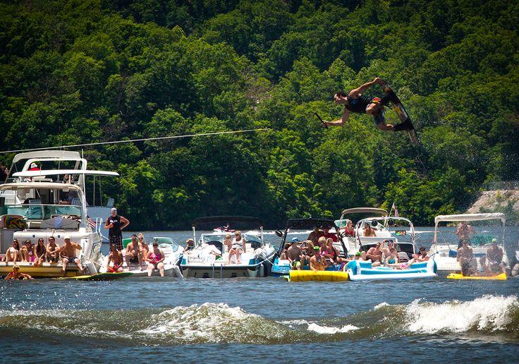 7 Water Events at Lake of the Ozarks   VisitMO Spotlight