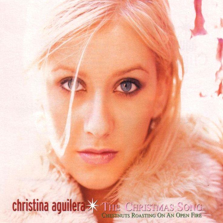 Caratula Frontal de Christina Aguilera - The Christmas Song (Cd Single)
