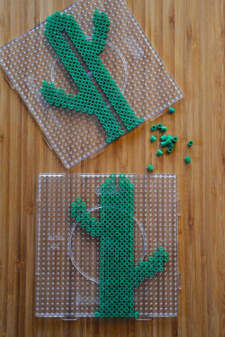Pärlad kaktus till samlingen - Diagnos:Kreativ