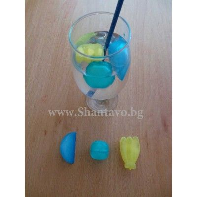 Охладители за питие вместо лед - 10 бр