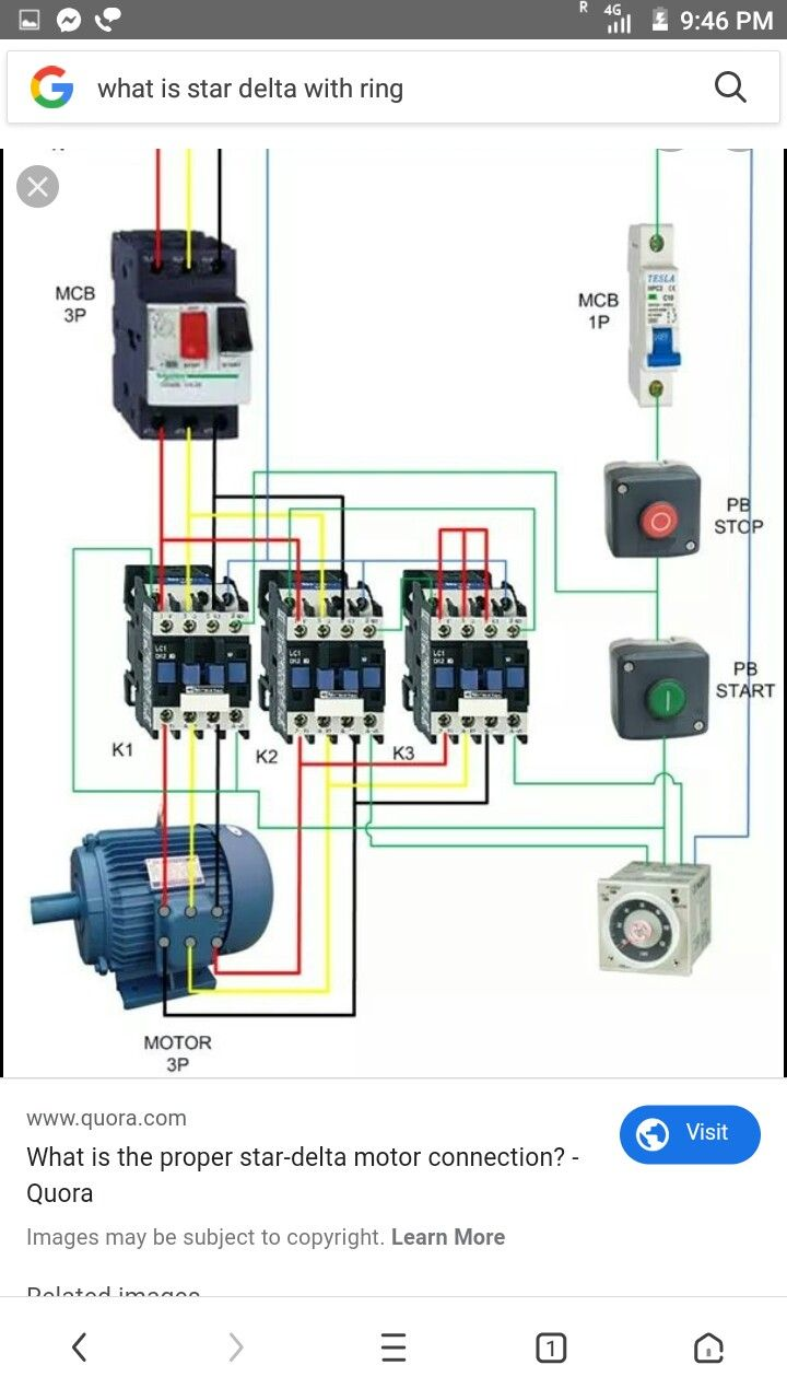 Wiring Diagram Photocell Relay Pump