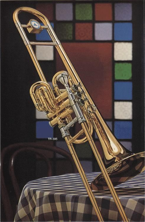 Superbone is both a slide and valve trombone in one.