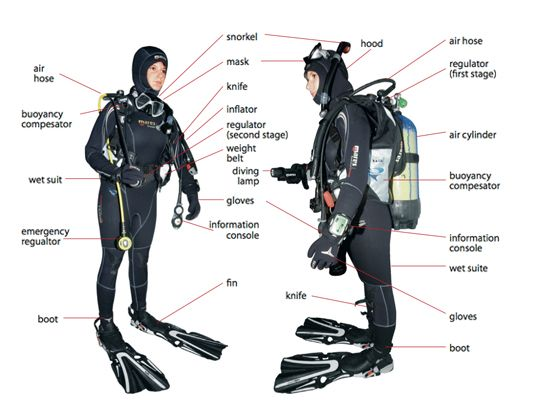 gas welding equipment diagram diving equipment diagram labeled