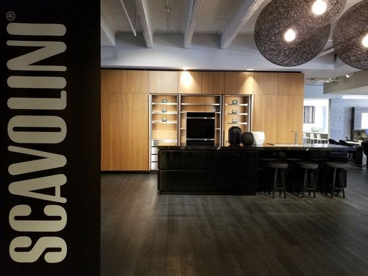 Interni Magazine - Prosegue il percorso diespansione internazionalediScavolini,che ha inaugurato unnuovo store monomarcaaNew York presso l'A&D building,consolidan