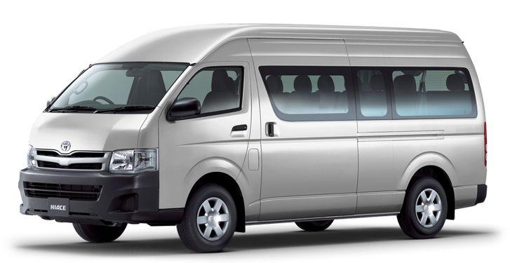 RENTAL MOBIL BANDUNG JJ: Toyota Hi Ace Commuter