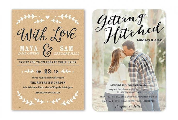 35 Wedding Invitation Wording Examples 2020 Shutterfly For Wedding Invitations Wedding Invitation Quotes Funny Wedding Invitations Wedding Invite Wording Funny