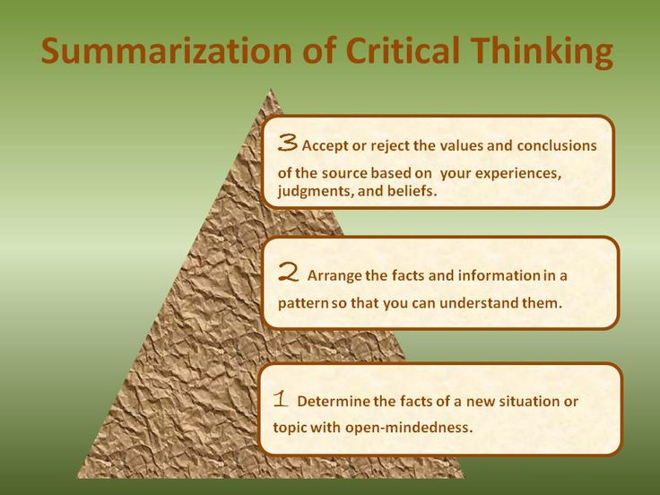 critical thinking lessons for middle school students Middle school teachers often like to foster critical thinking into lesson plans, but it's not always easy to do while observing common core state standards.