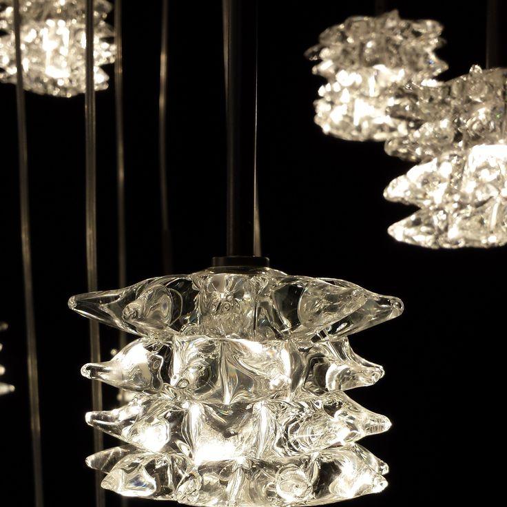 Non sembrano delle stelle le tazze del nostro lampadario a soffitto #Scintilla?