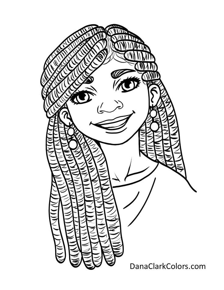 Black Girl Coloring Pages 15 Best Black Girl Magic To Color Images On Pinterest Coloring Coloring P Coloring Pages For Girls Coloring Pages Free Coloring Pages