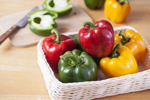 Paprika Nährwerte – Das steckt drin im leckeren Gemüse