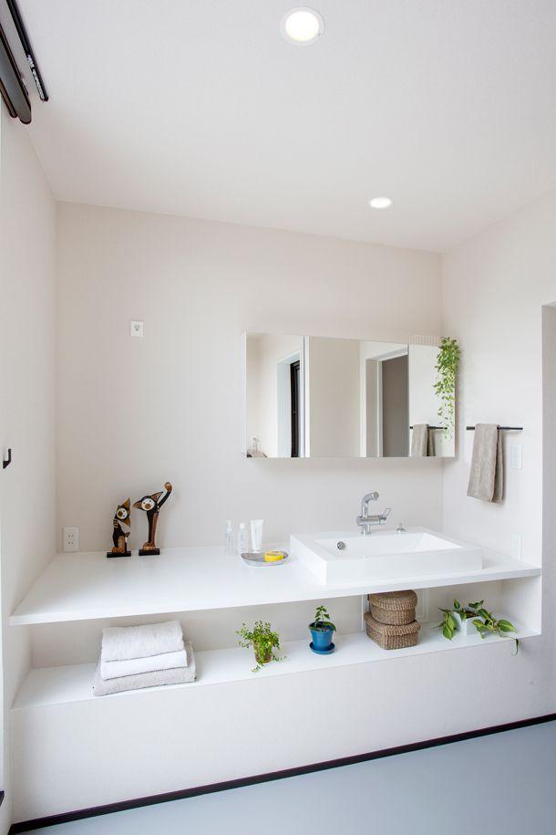 CASE 377 | リビングが自然に囲まれたローコスト住宅(愛知県大府市) | 注文住宅なら建築設計事務所 フリーダムアーキテクツデザイン