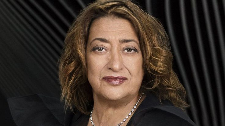 Architect Dame Zaha Hadid, whose designs include the London Olympic Aquatic Centre, dies aged 65. #RIP ##ZaraHaddid