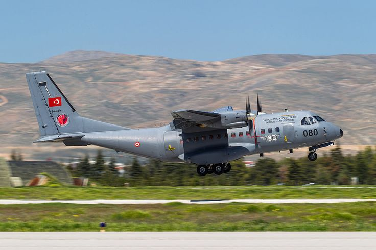 TuAF, CASA, CN-235, 212 Filo | by CH Aviation