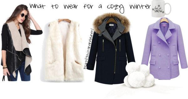 What to wear this winter feat Sheinside