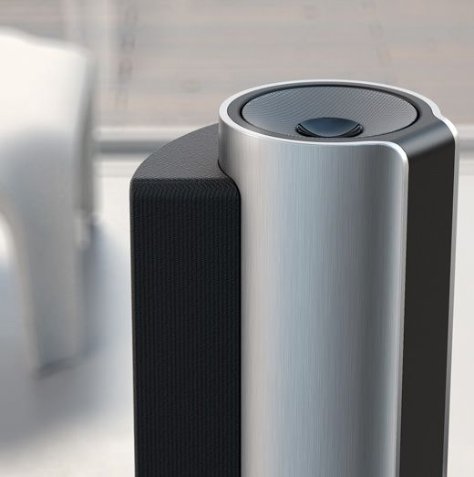 Design3 | LG Electronics Home Theatre Speaker