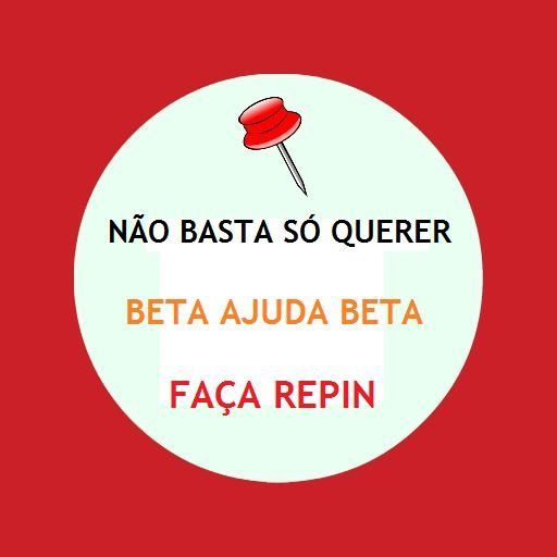 #timbeta #betamigos #betaajudabeta #repin #operacaobetalab