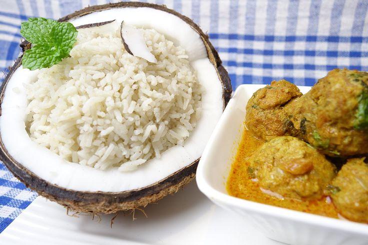 Coconut Milk Rice - https://youtu.be/4NTMZ5VNrlk