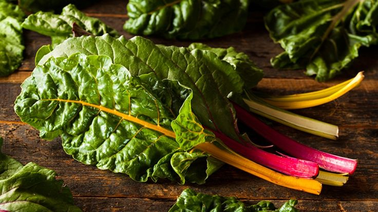 Bored with kale or spinach? Try this easy Swiss chard recipe from celebrity chef Rocco DiSpirito!