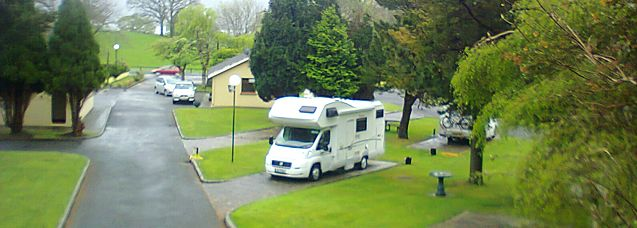 """""""Beechgrove Caravan and Camping Park"""" is the definitely a best choice to go with, this vacation. A lot more facilities at Killarney Camping such as free WI-FI, 24*7 camping spaces, camper's kitchen, free washup, electrical hookup and much more to make your holiday more enjoyable."""
