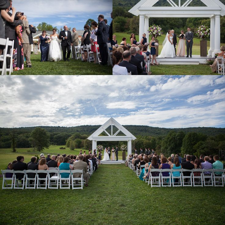 Jordan And Matt Springfield Manor Wedding