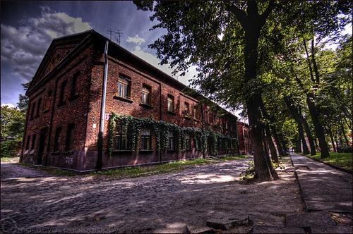 Księży Młyn - magical place in Łódź