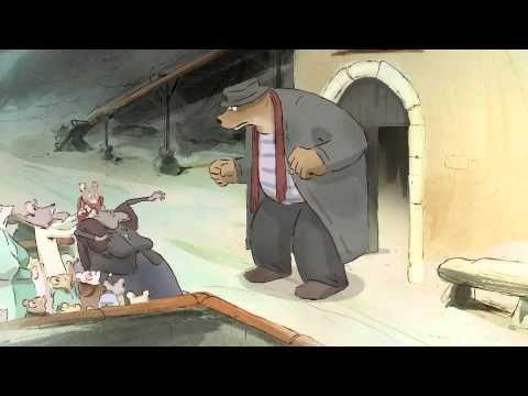 Ernest And Celestine | Trailer US (2014) - YouTube